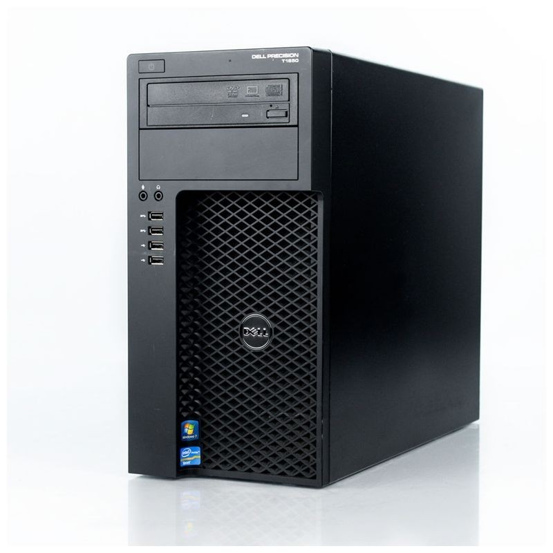 Workstation Dell Precision T1650, Intel QUAD Core Xeon E3-1220