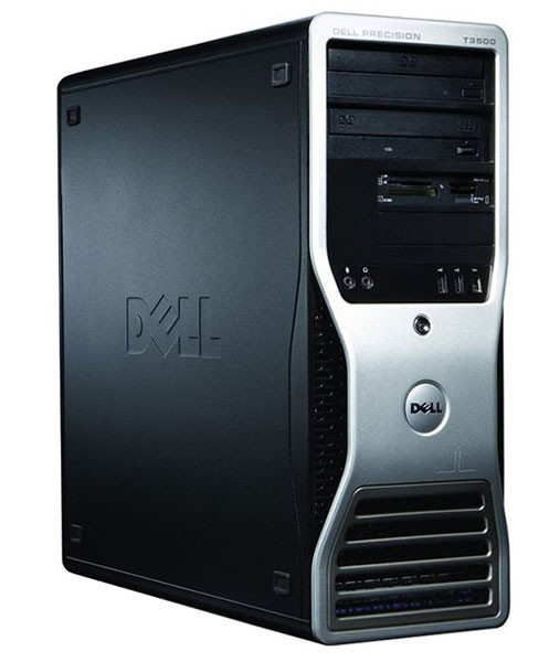 Workstation Dell Precision T3500, Intel QUAD Core Xeon