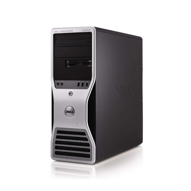 Workstation Dell Precision T5500, Intel QUAD Core Xeon